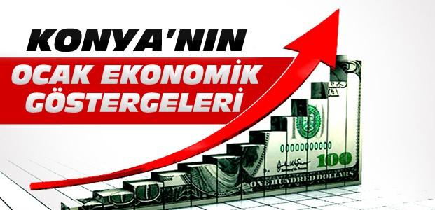 KTO Ocak Ekonomik Göstergelerini Yayınladı