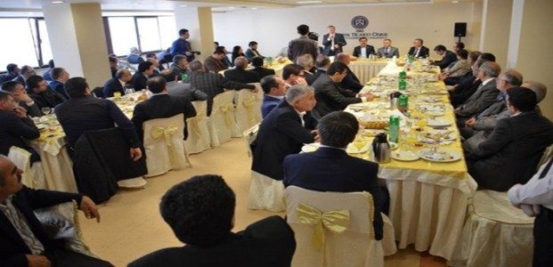 KTO Yönetimi Ak Parti Yönetimi İle Buluştu