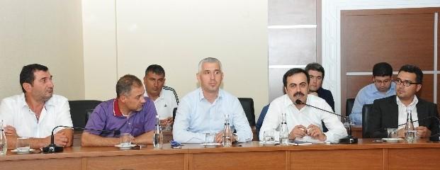 KTO'da Meslek İstişare Toplantıları Sürüyor