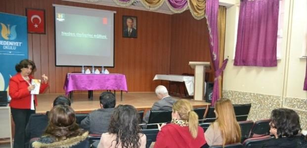Kulu'da 4. Sınıf Öğretmenlerine Seminer