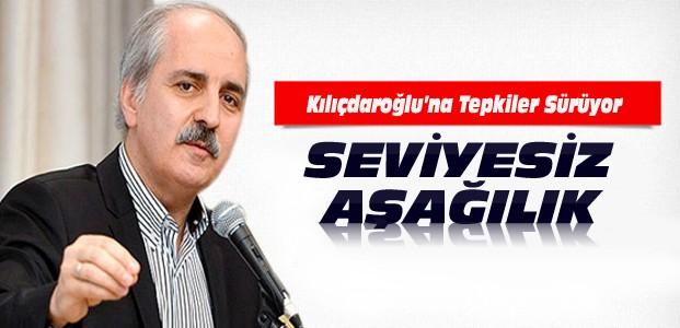 Kurtulmuş'tan Kılıçdaroğlu'na sert cevap!