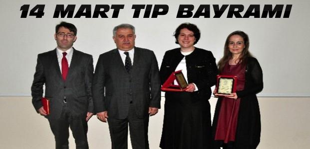Meram TIP'ta 14 Mart TIP Bayramı Kutlandı