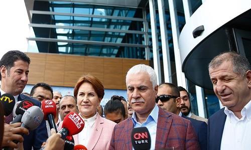MHP'li muhaliflerin toplantısı ertelendi