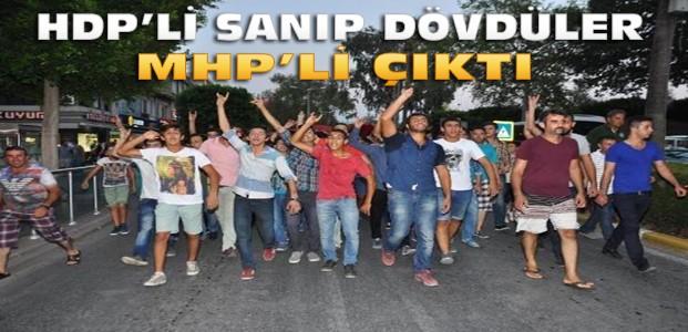 MHP'lilerin HDP'li Diye Dövdüğü Genç MHP'li Çıktı