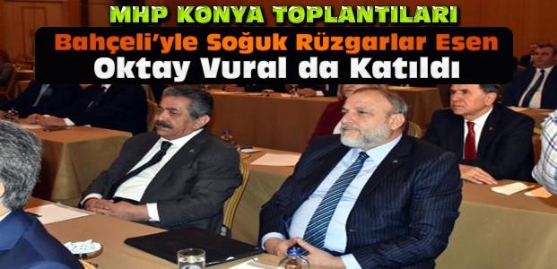 MHP'nin Konya'daki Toplantıları