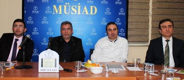MÜSİAD'dan Sağlıklı Yaşam Konferansı
