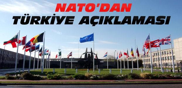 NATO Genel Sekreterinden Türkiye Açıklaması