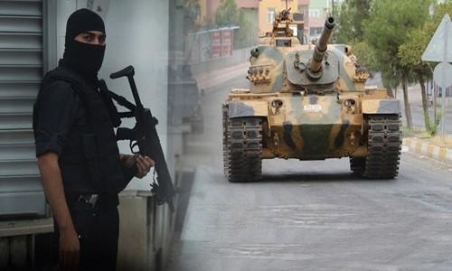 Nusaybin'de 166 terörist öldürüldü