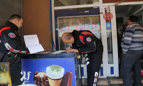 PKK için kepenk kapatana ceza