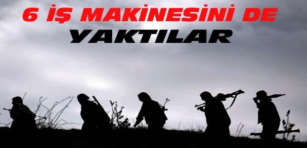 PKK Şantiye Basıp 15 İşçiyi Kaçırdı