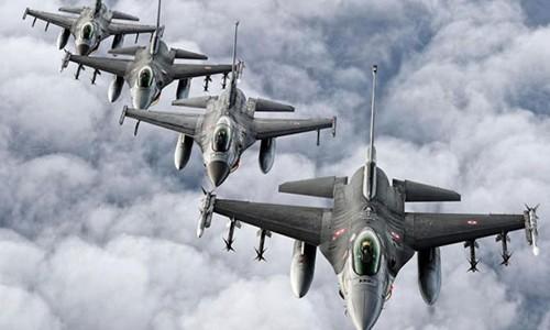 PKK'ya Hava Operasyonu