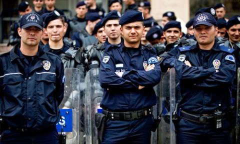 Polis Maaşları Meclis Gündeminde