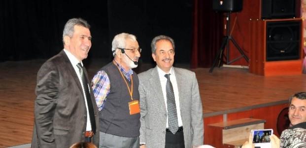 Prof. Dr. Açıkalın Akşehir'de Konferansa Katıldı