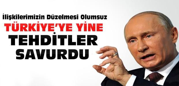 Putin'den Türkiye İle İlgili Yeni Açıklamalar