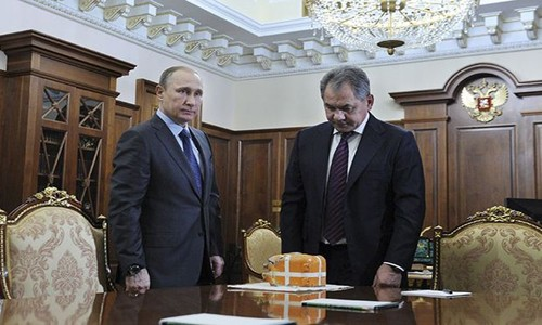 Putin'in karakutusundan ne çıktı