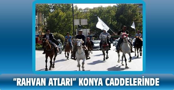 Rahvan Atları, Konya Caddelerinde