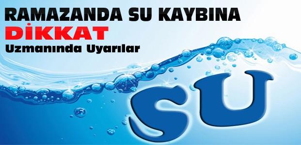 Ramazanda Su Kaybı Eklemleri Etkiliyor