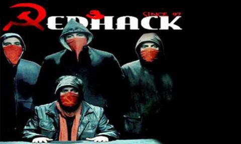 RedHack'in hesabı askıya alındı