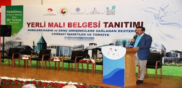 Rifat Hisarcıklıoğlu Konya'da Konuştu