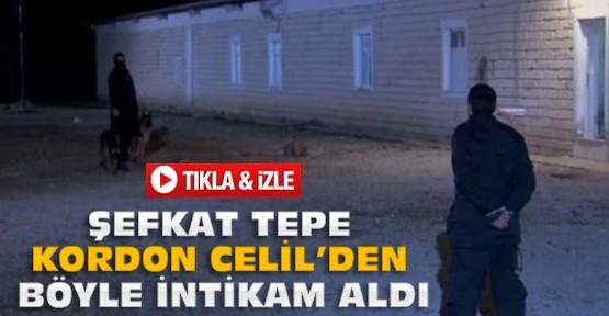 Şefkat Tepe'de Kordon Celil İntikamı-VİDEO