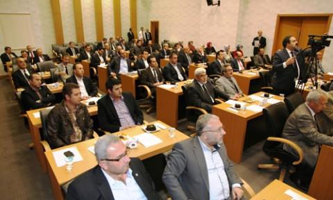 Selçuklu'da ilk Meclis Toplantısı