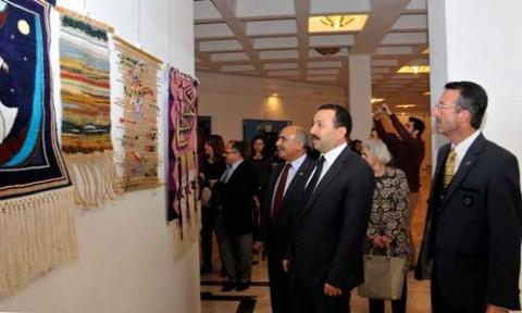 Selçuk'ta 42 Sanatçı 42 Eser Sergisi