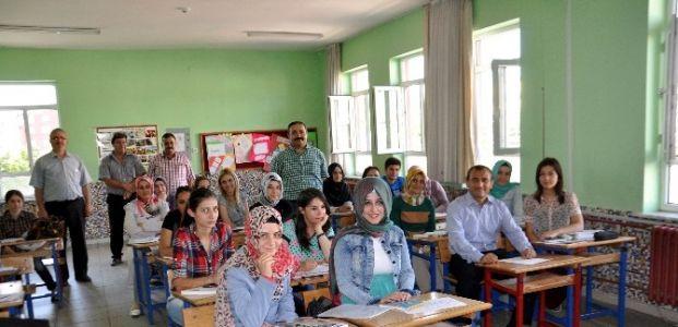 Seydişehir' de KPSS Kursları Başladı