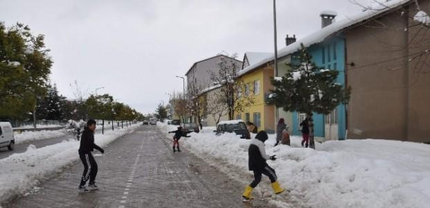 Seydişehir' de Öğrencilerin Tatil Keyfi
