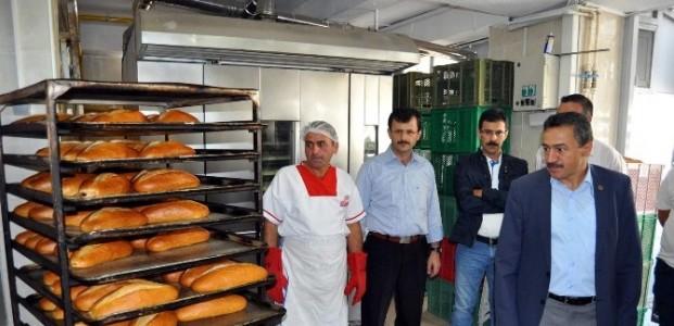 Seydişehir'de Halk Ekmek Üretime Başladı
