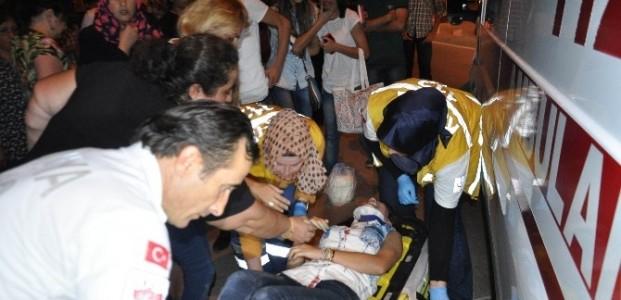 Seydişehir'de Trafik Kazaları: 11 Yaralı