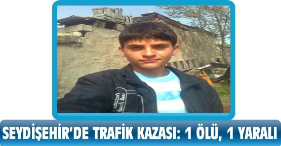 Seydişehir'de Trafik Kazası