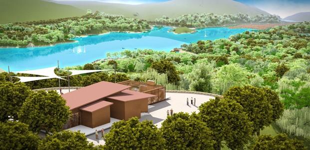 Sille Barajında Rekreasyon Başladı