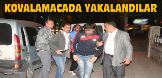 Suriyeli 3 Tarihi Eser Kaçakçısı Yakalandı