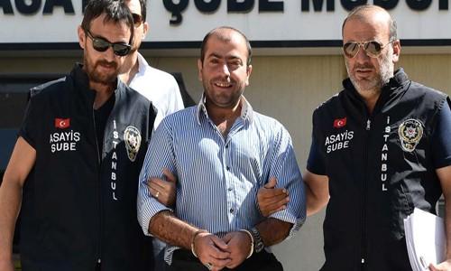Tekmeci saldırgan tekrar tutuklandı