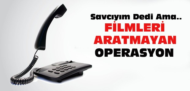 Telefon dolandırıcısına film gibi operasyon