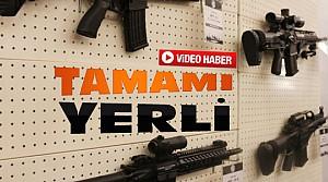 %100 Yerli Silahlar Konya'da Sergileniyor-VİDEO HABER