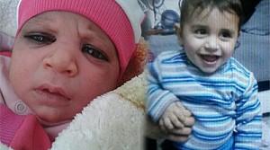 2 Çocuğunu Boğarak Öldürdü