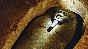 3 bin 100 yıllık firavun mezarı bulundu
