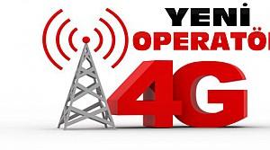 4G Dönemi Başlıyor-Yeni Operatör Geliyor