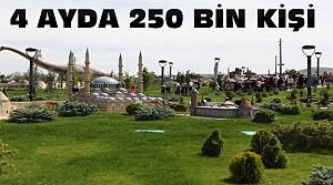 80 Binde Devr-i Alem Parkı'na 250 Bin Ziyaretçi