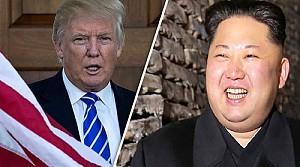 ABD Kuzey Kore Savaşı mı Çıkacak?