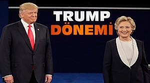 ABD Seçimlerini Trump Kazandı