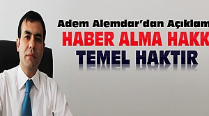 Adem Alemdar'dan 24 Temmuz Mesajı