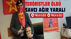 Adliyede Operasyon-Teröristler Öldü-VİDEO