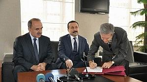 Afad İle Sü Arasında Eğitim Ve İşbirliği Protokolü İmzalandi