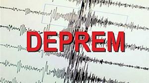 Akdenizde 2 Deprem Daha