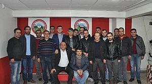 Akşehirspor Taraftarlar Derneği Genel Kurulu Yapıldı