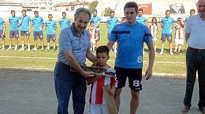 Akşehirspor'dan Sezon Açılış Töreni
