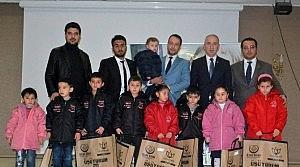 Almanya'dan Konya'daki 350 Çocuğa Kışlık Mont Yardımı