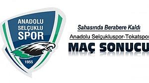 Anadolu Selçukluspor Tokatspor Maç Sonucu